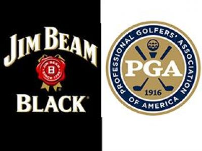 Photo for: Jim Beam Black® Named Official Bourbon of the PGA of America and PGA Championship
